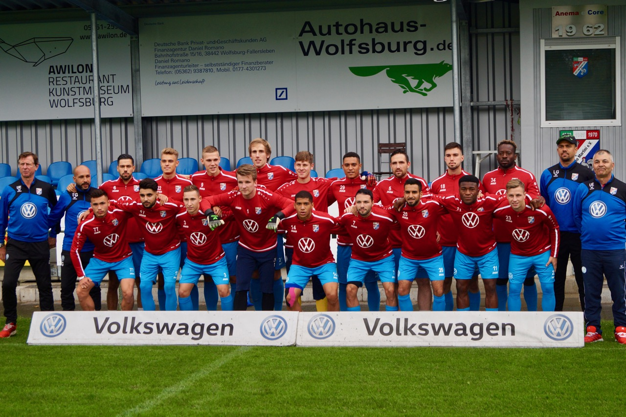 MTV Eintracht Celle - 1 von 31